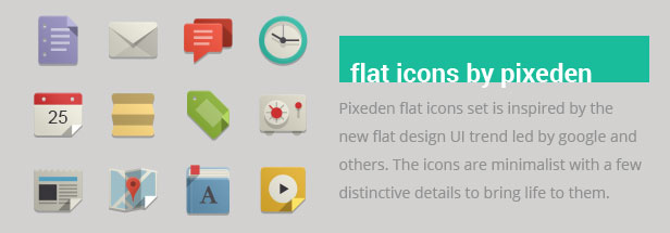 Flux - Flat Corporate HTML Template 2