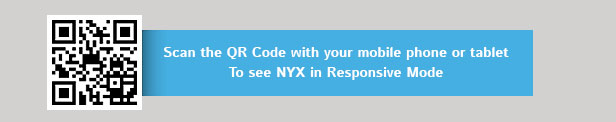 NYX - Multipurpose WordPress Theme